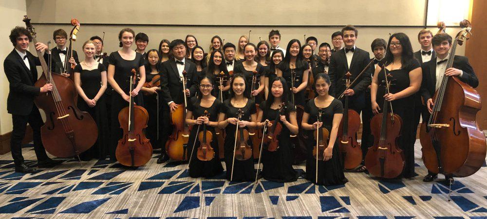 CCHS Chamber Orchestra banner 2020